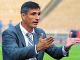 Александр Баранов: «Два дня наблюдал за тренировками молодежной сборной Украины. Обученная команда с потенциалом»