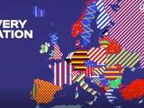 Обзор российских СМИ: у россиян «пригорает» из-за украинского Крыма на презентации логотипа Евро-2024 (ФОТО)