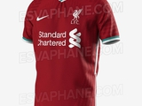 В сеть утекла предполагаемая форма «Ливерпуля» от Nike (ФОТО)