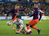 Зинченко помог «Манчестер Сити» выйти в полуфинал Кубка Англии (ВИДЕО)