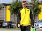 Андрей Ярмоленко вернулся на поле! (ВИДЕО)
