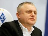 Игорь Суркис поздравил болельщиков с Днем Независимости