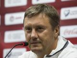 Александр Хацкевич: «Ничья с Францией — заслуга всей команды»