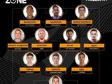 Защитник «Динамо» Александр Сирота вошел в команду недели Лиги Европы (ФОТО)