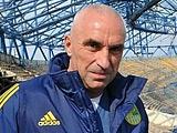 Александр ЯРОСЛАВСКИЙ: «Стадион во Львове – это мусорник»