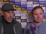 Владислав Гельзин в прямом эфире телеканала «Футбол» выругался матом из-за отмененного гола в ворота «Шахтера» (ВИДЕО)