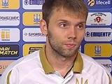 Александр Караваев: «В следующий раз буду аккуратнее в своей штрафной площадке»