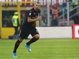 Ибрагимович — о своём дебюте за «Милан»: «Хотел забить и отпраздновать как бог»