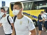 Перелет во Львов и другие новости из лагеря сборной Украины (ВИДЕО)