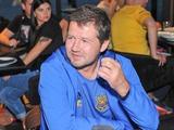 Олег Саленко: «После перерыва в матче с албанцами можно было выпускать даже меня»