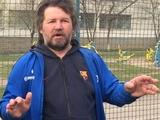 Олег Саленко: «Пять пропущенных «Динамо» от «Баварии» мячей — это еще хорошо»