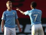 Грубая ошибка Зинченко привела к решающему голу в ворота «Манчестер Сити» (ФОТО, ВИДЕО)