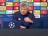 Пресс-конференция. Мирча Луческу: «Я уверен, что футболисты «Ювентуса» смогут показать хорошую игру»