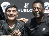 Пеле — о смерти Марадоны: «Однажды Мы с Диего еще сыграем в футбол на небесах»