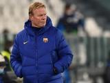 Игроки «Барселоны» недовольны тактикой Кумана