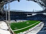 «Тоттенхэм» получил устное предупреждение из-за рекламы нового стадиона