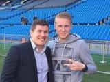 Юрий Ткачук: «Однажды в «Атлетико» оштрафовали на 100 евро за улыбку»