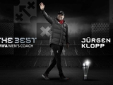 Юрген Клопп признан тренером года по версии ФИФА