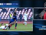 Монзуль продолжает феерить: два удаления в матче «Десна»— «Заря»