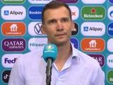 Андрей Шевченко: «Команде просто не хватало физических сил»