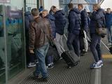 ВИДЕО: «Динамо» отправилось на матч с «Мальме». Репортаж из аэропорта «Борисполь»