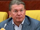 Олег БЛОХИН: «Молодежь в сборной есть, но за ней пока — никого»