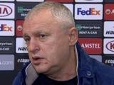 Игорь Суркис: «Назначая Михайличенко, я понимал, что будут большие изменения»