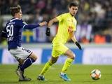 Яремчук и Пластун забили по голу в очередном матче за «Гент» (ВИДЕО)