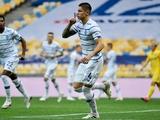 Болельщики назвали лучшего игрока матча «Динамо» — «Александрия»