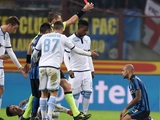 Фелипе Мело дисквалифицирован на три матча за удар пяткой в шею соперника (ВИДЕО)