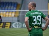 Евгений Опанасенко: «На карантине к мячу даже не прикасался»