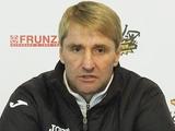 Анатолий Бессмертный: «Стиль нашей игры — тотальный футбол»