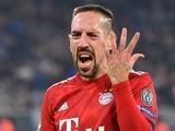 «Бавария» оштрафовала Рибери за действия в соцсетях
