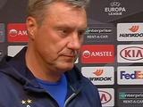 Александр Хацкевич: «Результат нас устраивает. Игра — еще больше»