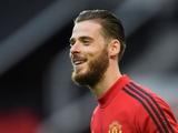 «Манчестер Юнайтед» готов заплатить де Хеа за уход из клуба