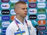 Александр Зинченко: «Я говорил с Гюндоганом о сборной Северной Македонии…»