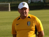 Владимир Шаран: «Настроены дать бой «Динамо». Победа над «Карпатами» нас воодушевила»