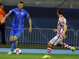 Хорватия — Украина — 1:0. Последний романтик