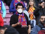 В Испании пять футболистов заразились коронавирусом