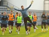 Денис Бойко: «Мы полны сил и уверенности перед первыми матчами в чемпионате и Лиге Европы»
