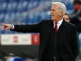 Владимир Петкович — об отмене матча со сборной Украины: «Мы очень ждали этой игры... Всегда хотим побеждать только на поле!»