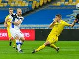 Украина — Финляндия — 1:1. Запарижье