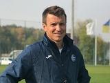 Руслан Ротань: «Олимпик» может отобрать очки у «Динамо» за счет организации игры»
