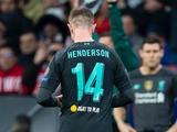 «Ливерпуль» на три недели потерял Хендерсона