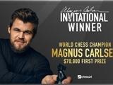Онлайн-турнир Magnus Carlsen Invitational