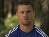 Сергей Ребров: «Шевченко не напрасно готовился именно к Евро-2012»