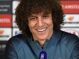 Давид Луиз: «Задача «Челси» — выиграть Лигу Европы»