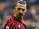 Агент Ибрагимовича начал работу над новым контрактом шведа с «Миланом»