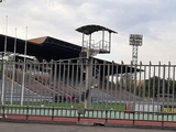 Как выглядят «неотложные работы» на стадионе «Мариуполя», из-за которых матч с «Шахтером» перенесли в Коваливку (ФОТО)