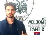 Кипрская «Докса» официально объявила о подписании переболевшего CoViD-19 экс-динамовца Пантича